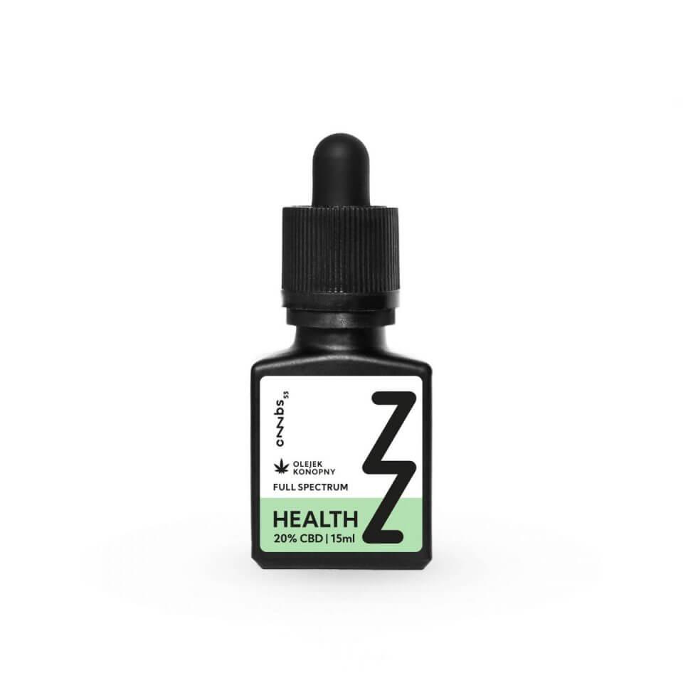 Olejek CBD 20 - Health 20% CBD 15ml